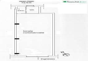 Via del Seminario Maggiore snc,85100 Potenza,Potenza,Basilicata,1 Room Rooms,Commerciale,Via del Seminario Maggiore,1171