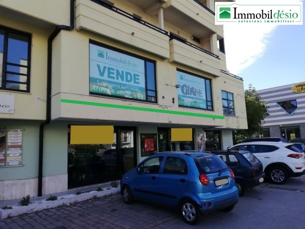 Via del Gallitello 89,85100 Potenza,Potenza,Basilicata,1 Room Rooms,Commerciale,Via del Gallitello,1195