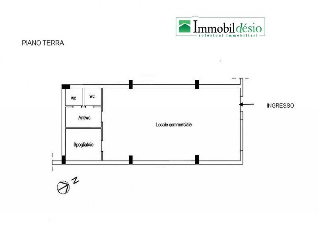 Via del Seminario Maggiore snc, 85100 Potenza, Potenza, Basilicata, 1 Stanza Stanze,Commerciale,Affitto,Via del Seminario Maggiore,1216