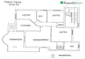 Vico VII Vittorio Emanuele 19, 85050 Tito, Potenza, Basilicata, 3 Stanze da Letto Stanze da Letto, ,Residenziale,Vendita,Vico VII Vittorio Emanuele ,1237